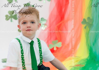 Brayden St. Patricks Day