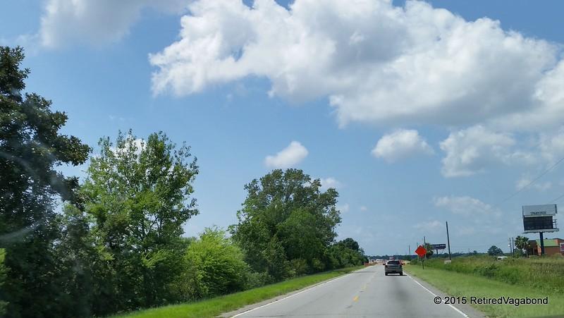 On Our Way - Savannah, Ga
