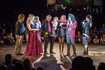 Alice Cooper's 15th Annual Christmas Pudding 2016