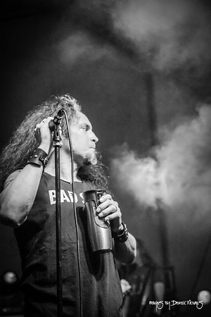 Death Angel - Sacramento April 2016