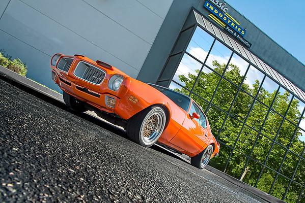 1972 Firebird
