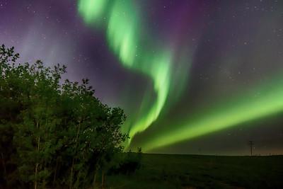 Aurora Borealis May 27, 2017