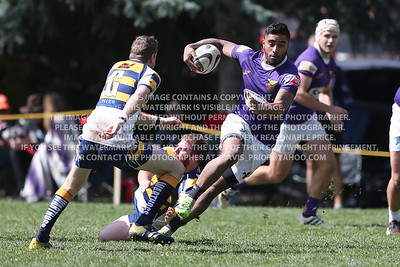 2017 Open Division New Orleans Rugby Aspen Ruggerfest 50
