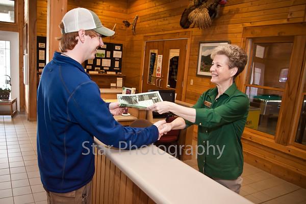 Progress - Roan Mountain State Park 02-23-12
