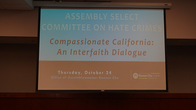Select Committee on Hate Crimes