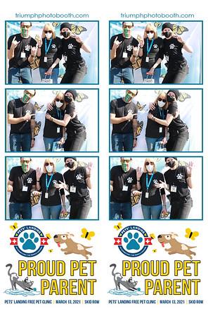 3/13/21 - Pet's Landing Pet Clinic