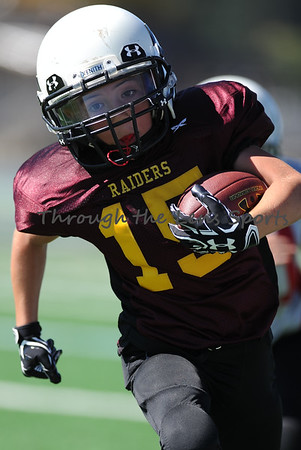 Crescent Valley vs. South Albany Mighty Mite
