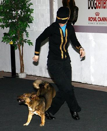 20 januari 2007 Dutch Dog Dance Challenge