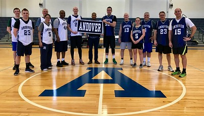 Co-Ed Alumni and Parents Basketball Game 2019