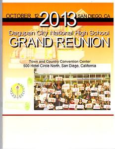 2013 Grand Reunion Gala Night