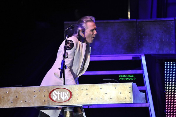 Styx at Lion's Park Greenville 7-10-2021