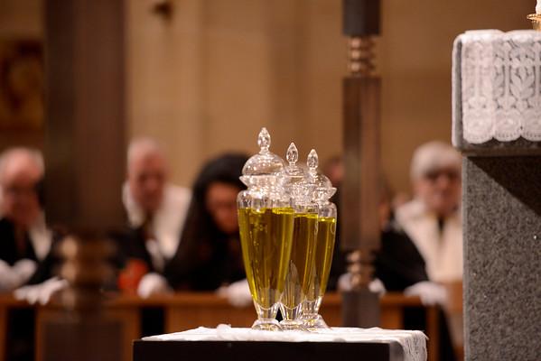 2018 Chrism Mass