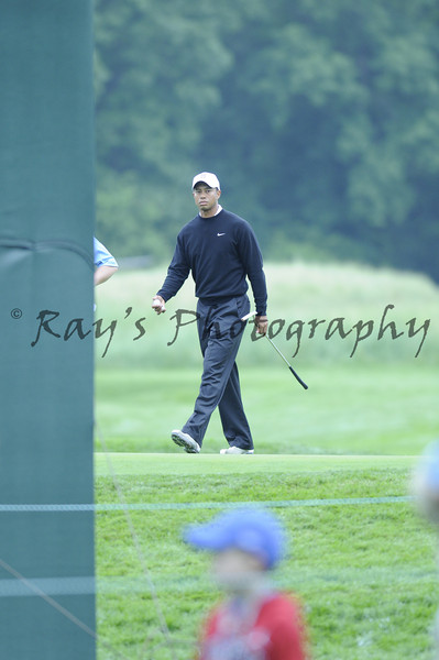 US Open Bethpage Tuesday morning
