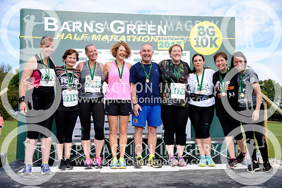 Barns Green Half Marathon 2017 Presentations