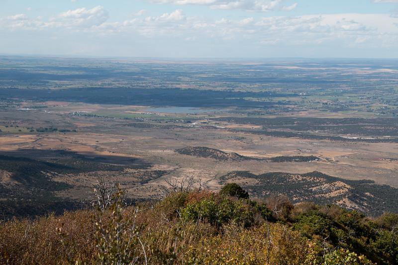 2017-09-15  Park Point Overlook, Mesa Verde National Park, Colorado