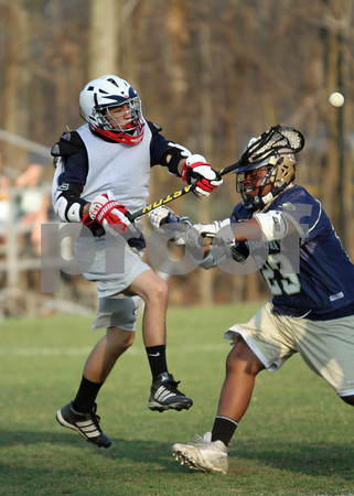 Lenape Valley vs Roxbury JV Lacrosse