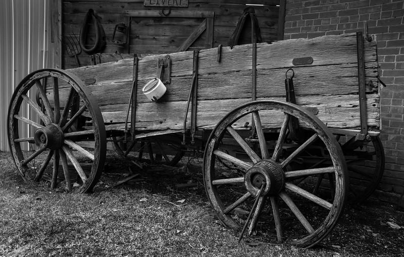 Livery Wagon