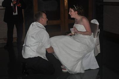 Joe&Crystal Wedding - Garter