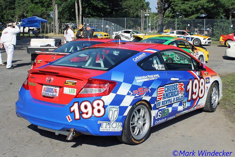 ST-RSR Motorsports Honda Civic Si
