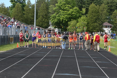 UP Boys' 3200 Meter Run - 2015 MHSAA TF Finals