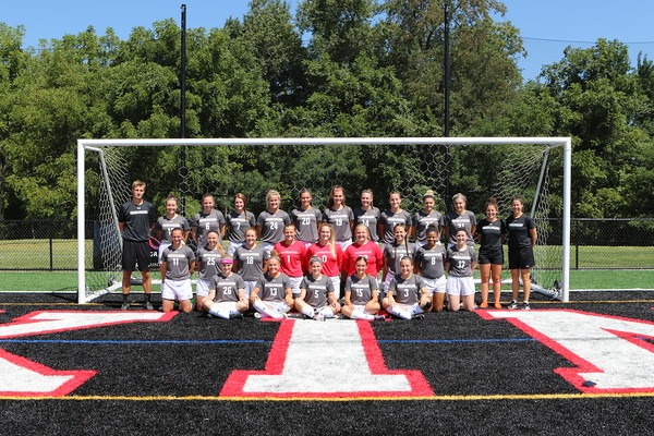 2018 Women's Soccer Picture Day