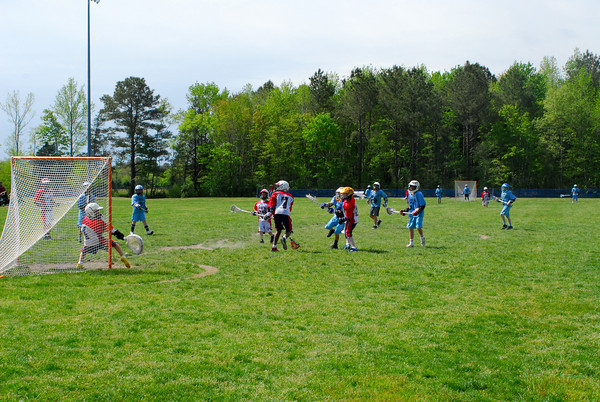 Lacrosse - Saturday April 24