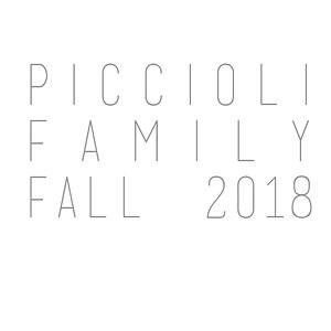 Piccioli Family Fall 2018