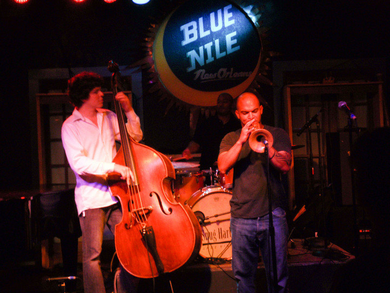 Irvin Mayfield @ Blue Nile