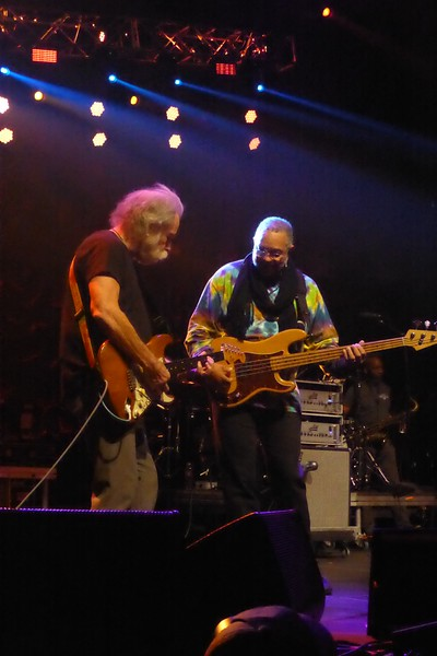 George Porter, Jr. and Company with Bob Weir