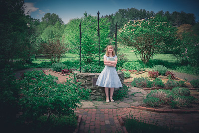 Lauren In Wonderland- Her Senior Photos