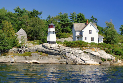 Perkins Island Lighthouse, Maine