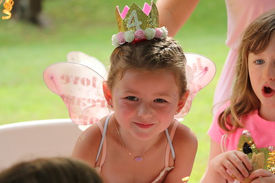 Gracie's Birthday Party