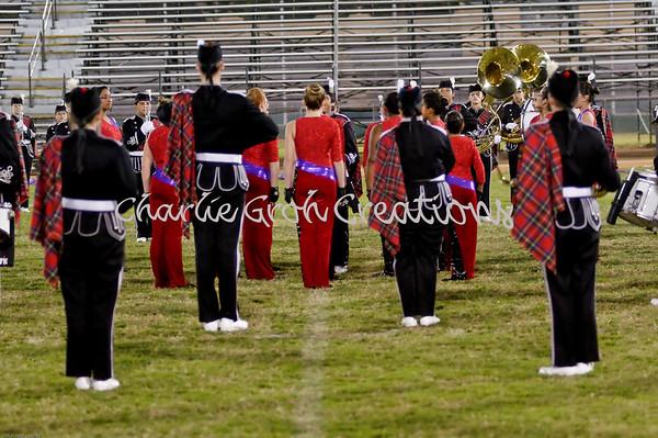 Glendora Tartan Band