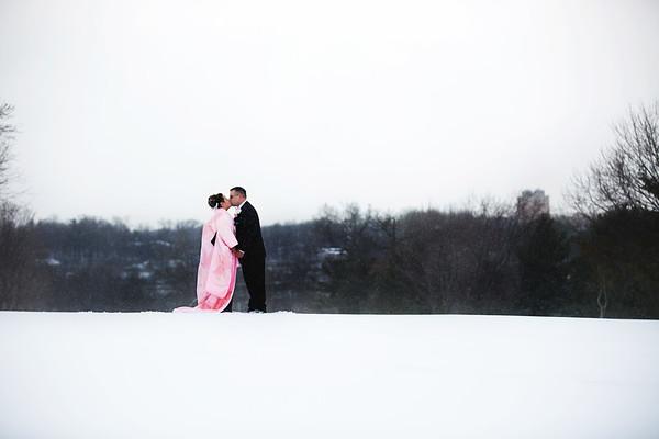 Mr. & Mrs. Cronkhite