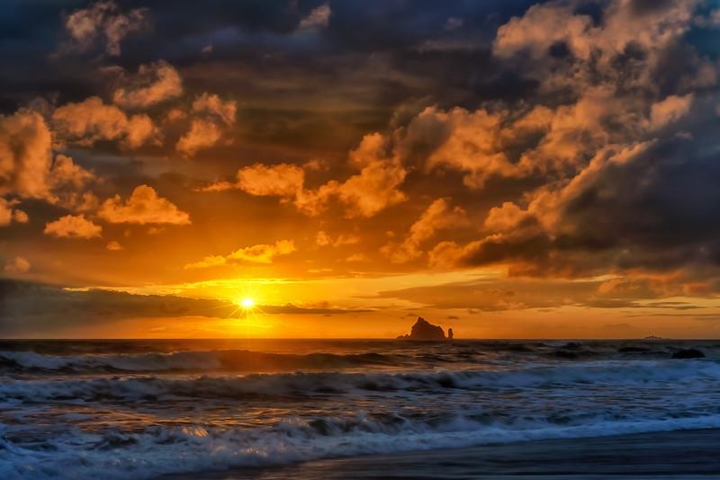 Radiant Realto Sunset