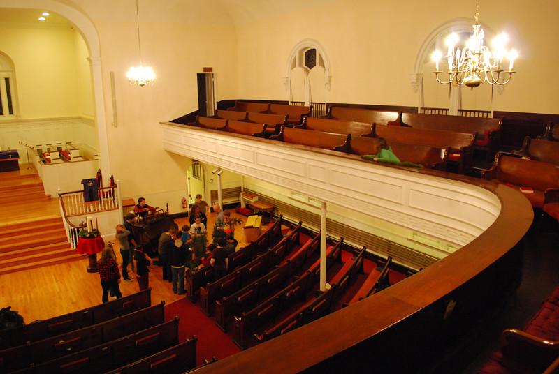 Advent Workshop, 2011
