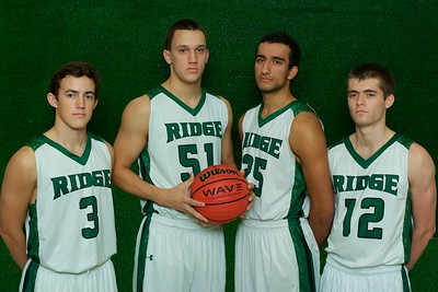 2015 Ridge Boys Hoops