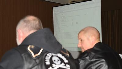 Annual Road Crew Meeting, 22 Jan 2011