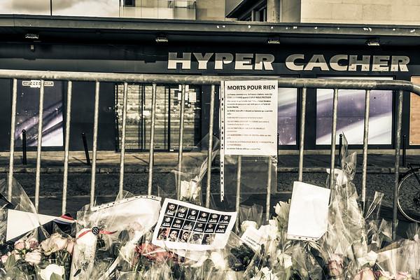 Atentados à Charlie Hebdo e Hyper Cacher