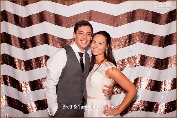 Tanys & Brett Wedding