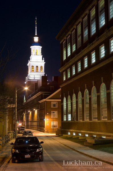 Lowell House - Harvard University