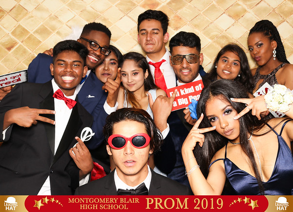 Montgomery Blair Prom (Booth 2)