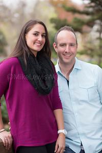 Susan & Justin Engagement Photos at Dallas Arboretum
