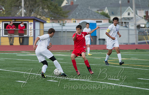 131001 MHS Boys Soccer vs Coquille