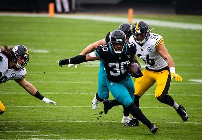 Jacksonville Jaguars Vs Pittsburg Steelers 11/22/2020