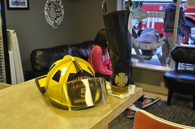 Allen Park fire station open house fundraiser
