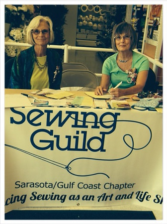 Sept 2014 Showcase/Sewing Month
