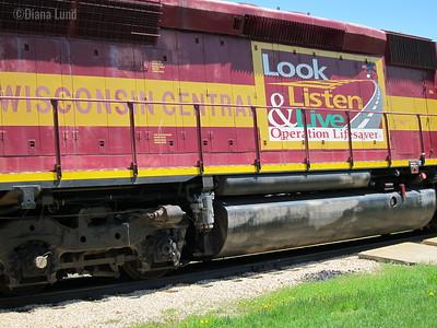 Trains - 2013