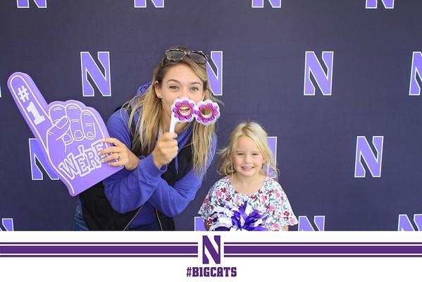 Northwestern vs Michigan 9/29/18