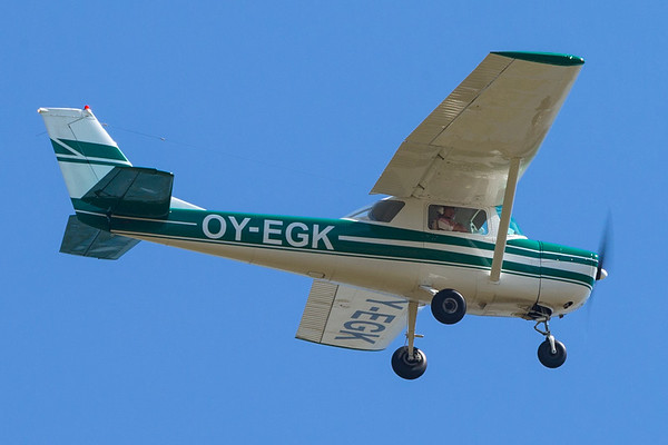 OY-EGK - Reims Cessna F150G